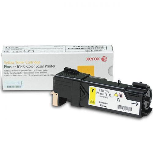 Xerox 6140 Yellow Toner Cartridge