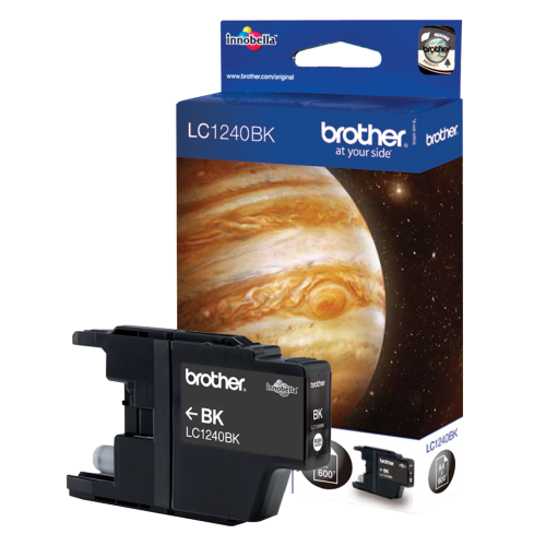 Brother LC1240BK Black Ink Cartridge