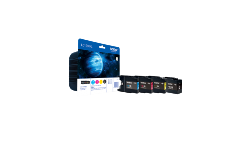 Brother LC1280XL Ink Cartridge Multipack
