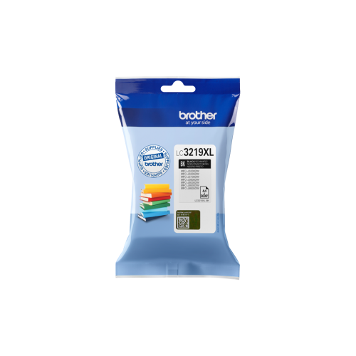 Brother LC-3219XLBK Black Ink Cartridge