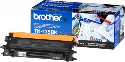 Brother TN-135BK Black Laser Toner