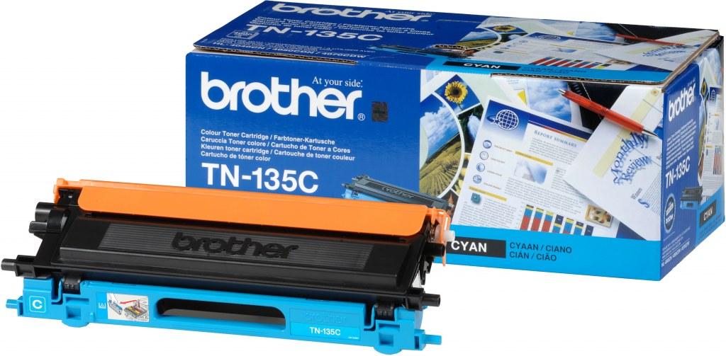 Brother TN-135C Cyan Laser Toner