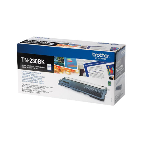 Brother TN-230BK Black Laser Toner