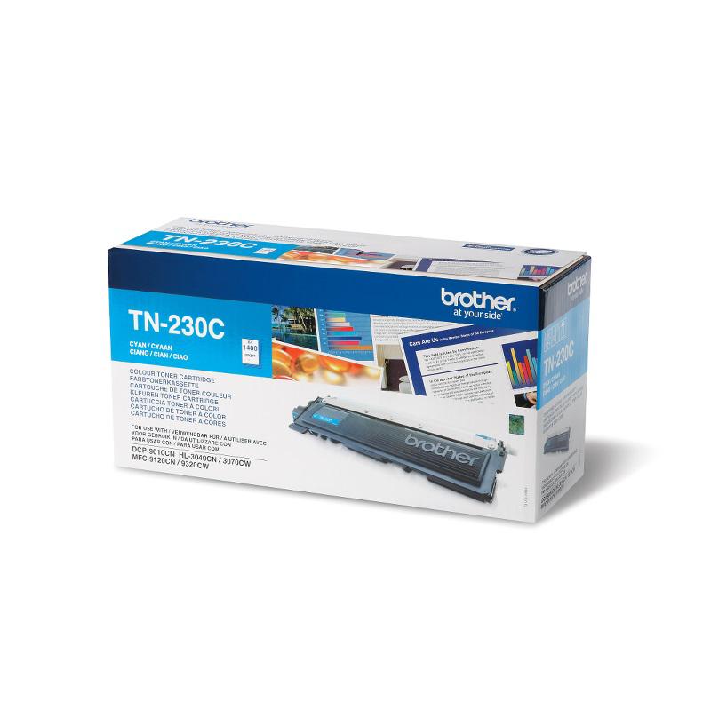 Brother TN-230C Cyan Laser Toner