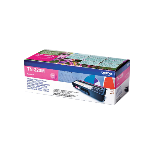 Brother TN-320M Magenta Laser Toner