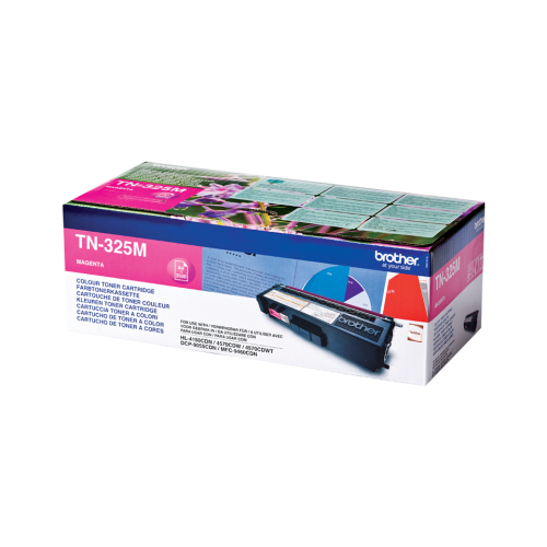 Brother TN-325M Magenta Laser Toner