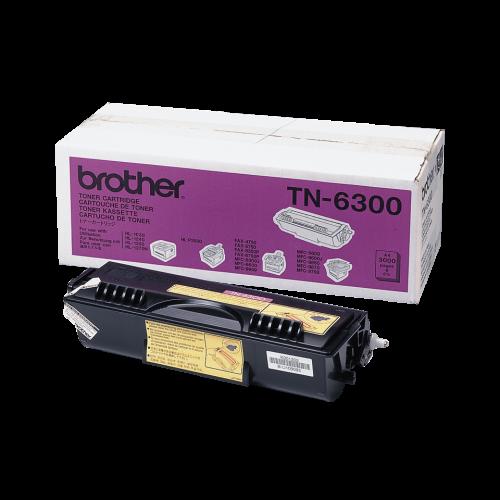 Brother TN-6300 Black Laser Toner