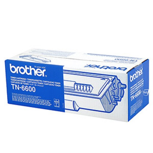 Brother TN-6600 Black Laser Toner