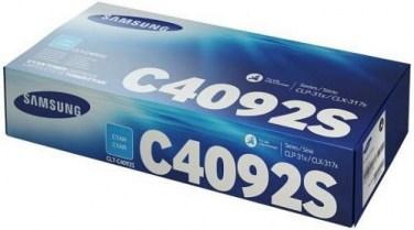 Samsung CLT-C4092S Cyan Toner Cartridge