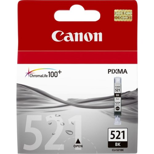 Canon 521BK Black Ink Cartridge