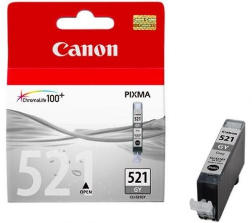 Canon 521GY Grey Ink Cartridge