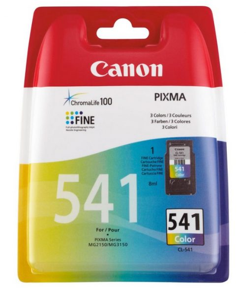 Canon 541 Tri Colour Ink