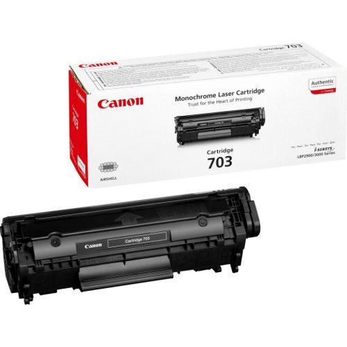Canon 703 Black Laser Toner