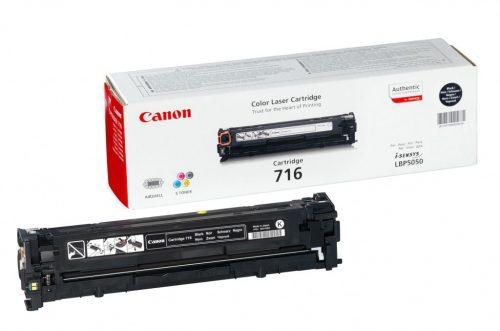 Canon 716 Black Laser Toner