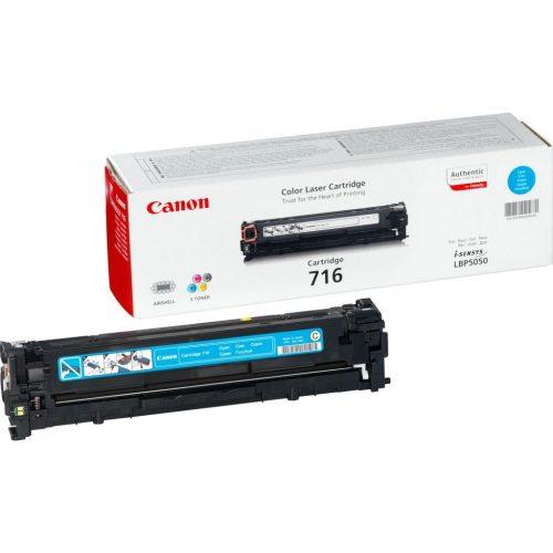 Canon 716C Cyan Laser Toner