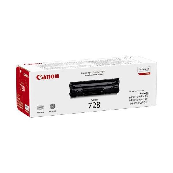 Canon 728 Black Laser Toner