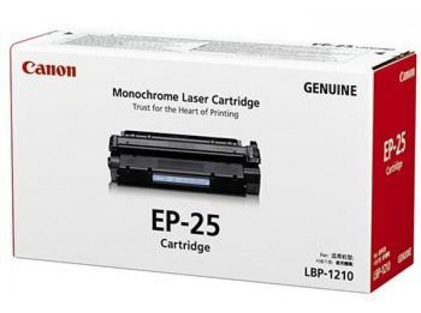 Canon EP25 Black Laser Toner