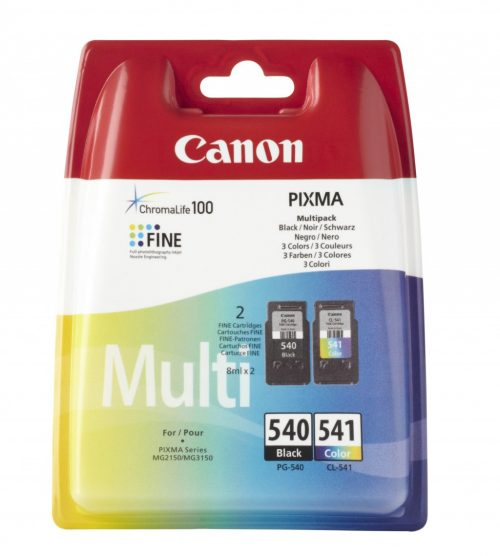 Canon PG540 Ink Cartridge Multipack