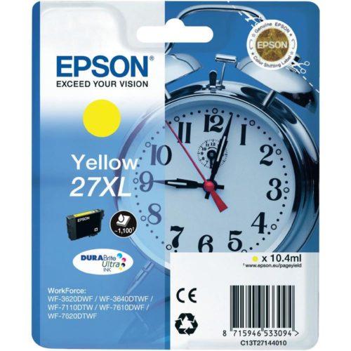 Epson T2714 Ink Cartridge Yellow