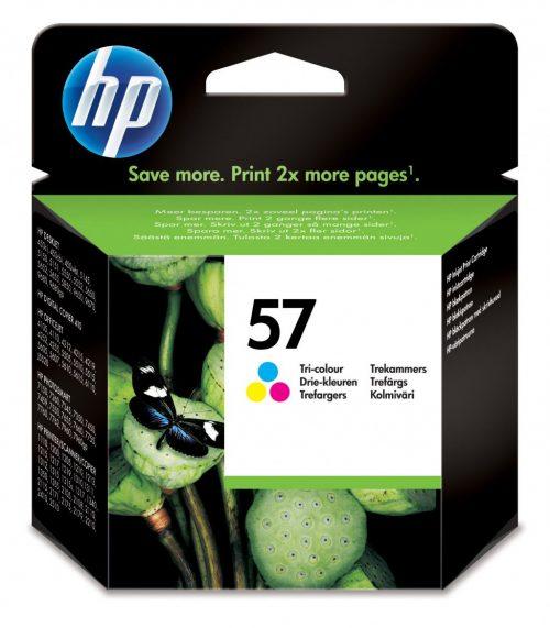HP 57 Tri Ink Cartridge