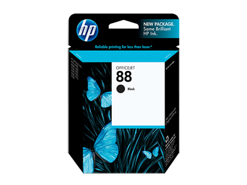 HP 88 Black Ink Cartridge