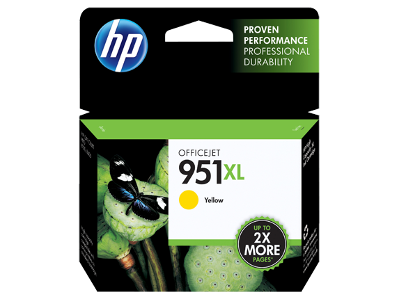 HP 951XLY Yellow Ink Cartridge