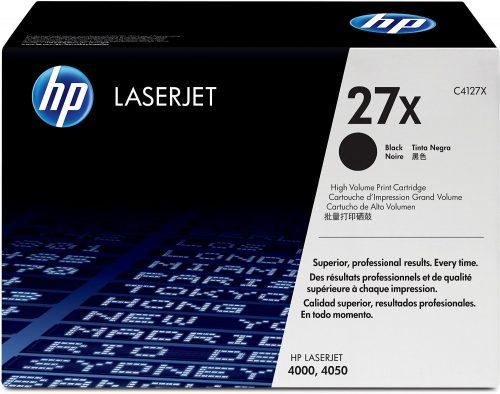HP C4127X Black Toner Cartridge