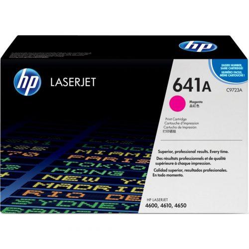HP C9723A Magenta Laser Toner