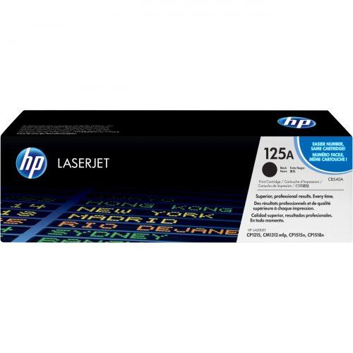 HP 125A Black Toner Cartridge