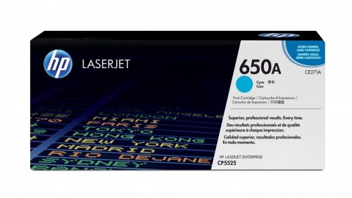 HP CE271A Cyan Laser Toner