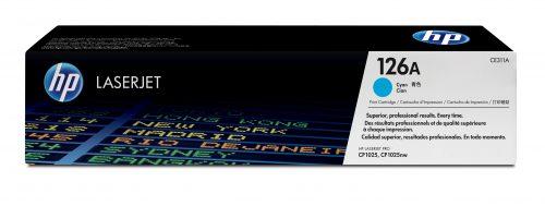 HP 126A Cyan Laser Toner