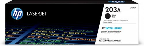 HP CF540A Black Laser Toner