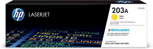HP CF542A Yellow Laser Toner
