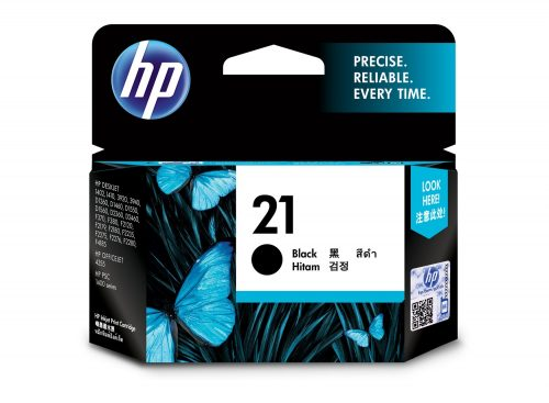 HP 21 Ink Cartridge Black