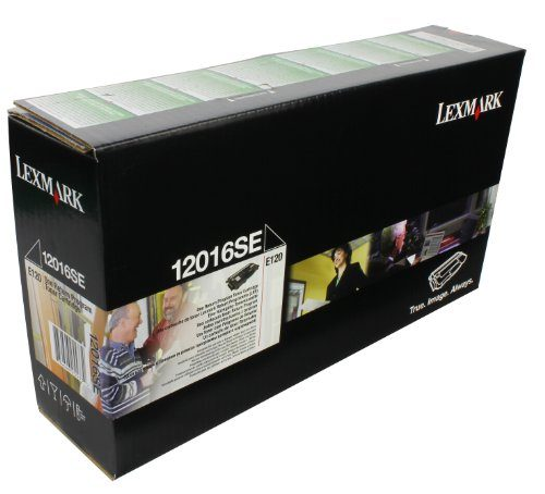 Lexmark E120 Black Toner Cartridge