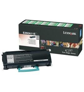 Lexmark E260BlackLaser Toner