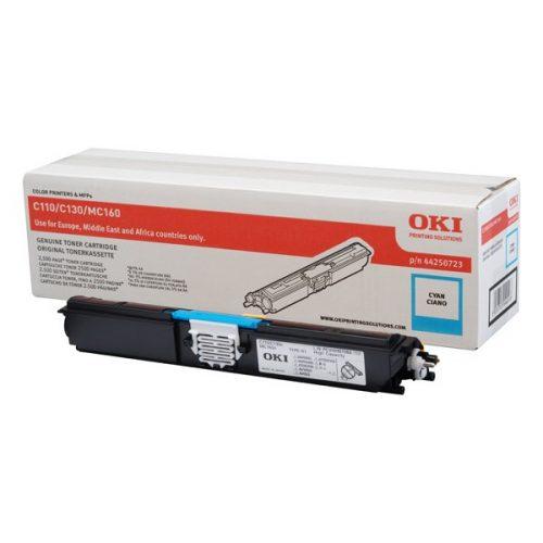 Oki C110 Cyan Toner Cartridge