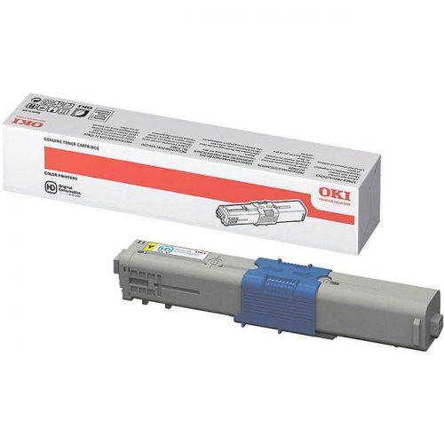 Oki C310 Yellow Laser Toner