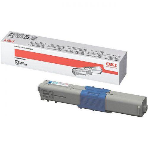 Oki C310 Cyan Laser Toner