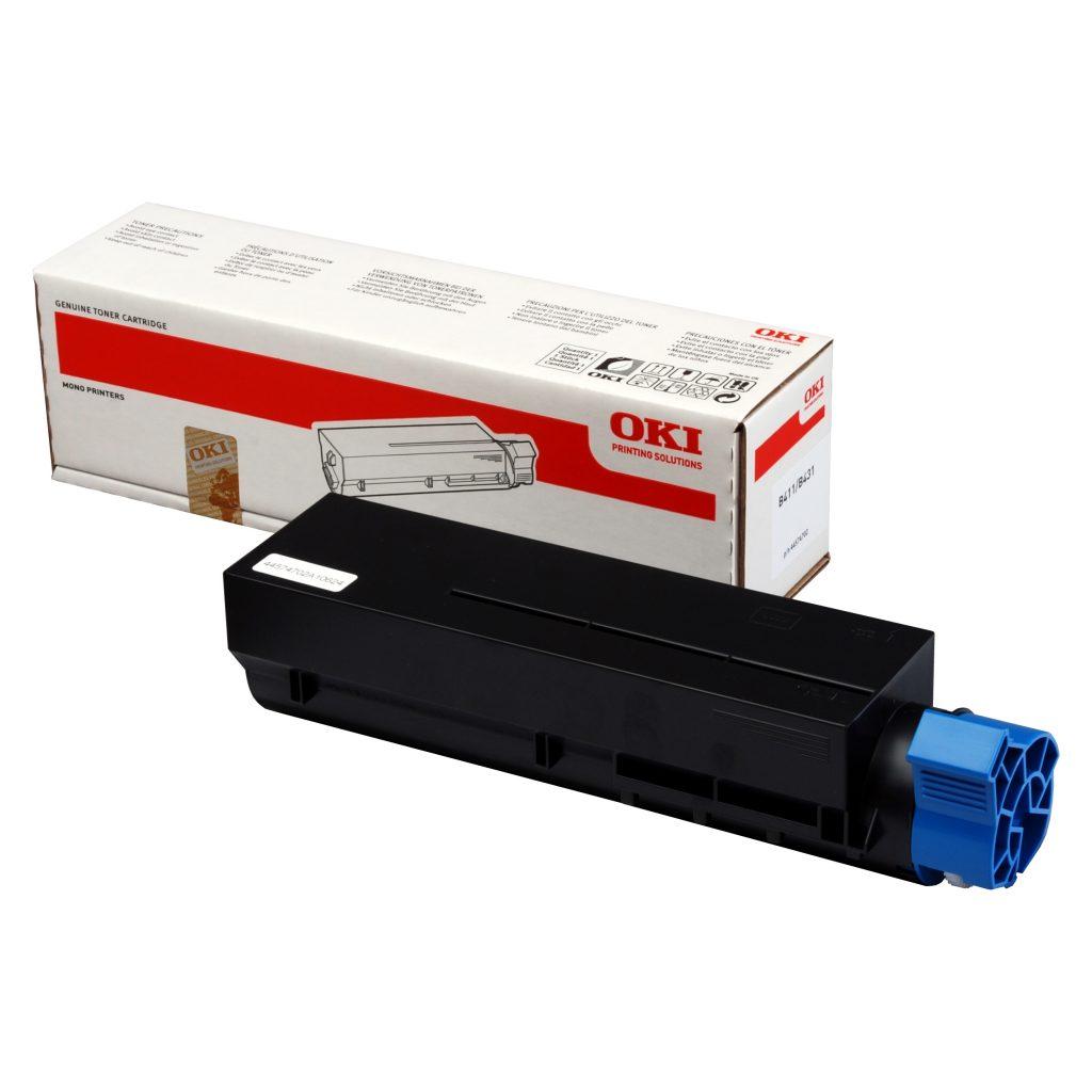 Oki B411 Laser Toner Cartridge.