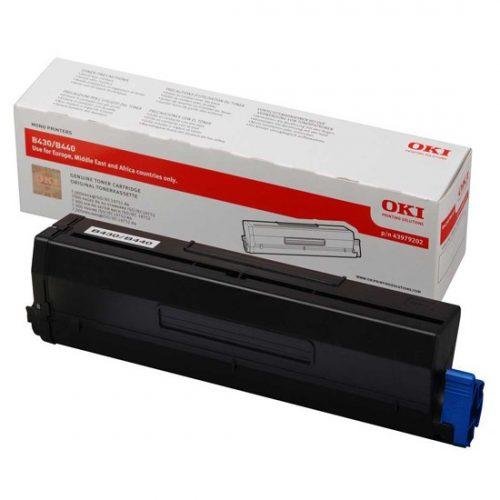 Oki B410 Black Laser Toner