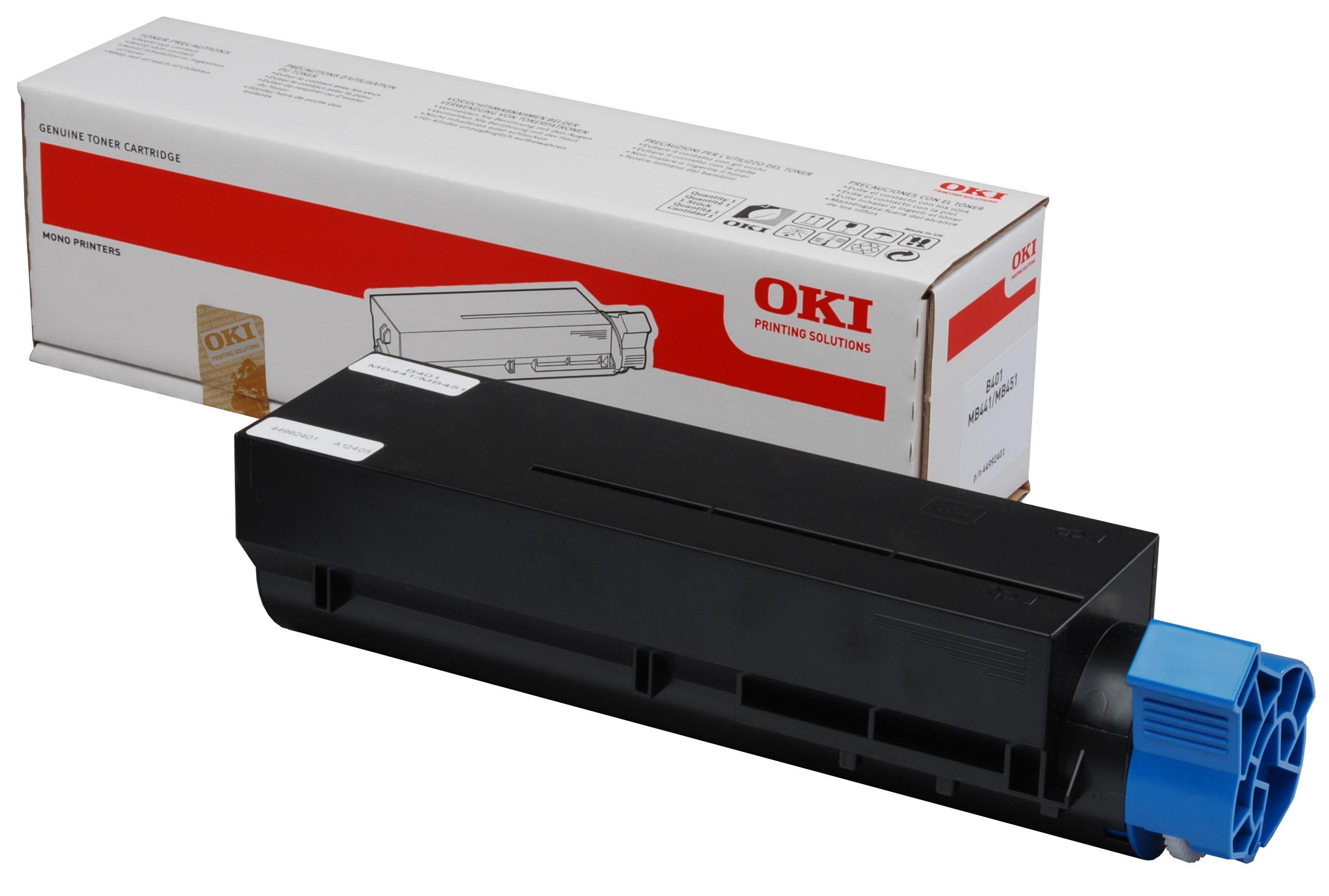 Oki B512 High Capacity Toner