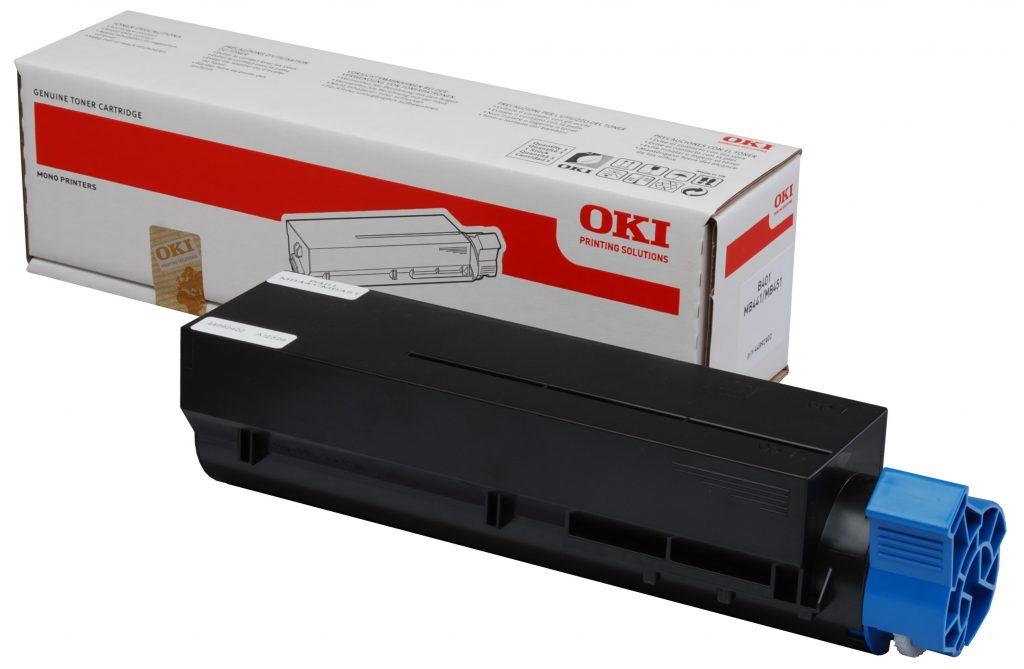 Oki MB441 Black Laser Toner