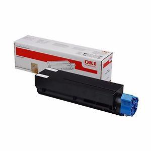 OkiMB472Black Laser Toner