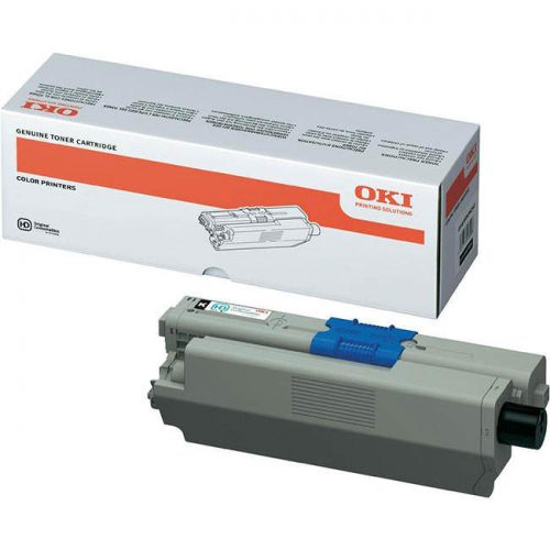 Oki MC562DN Black Laser Toner