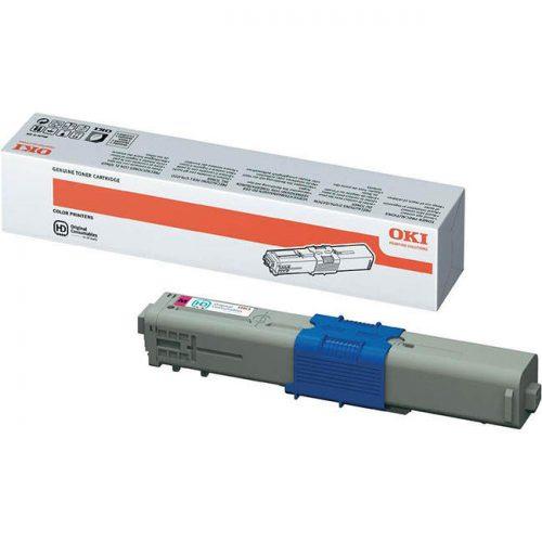 Oki MC562DN Magenta Laser Toner