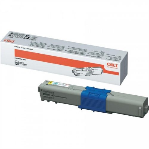 Oki MC562DN Yellow Laser Toner