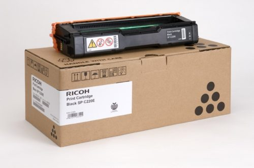 Ricoh Aficio SPC220E Black Toner Cartridge