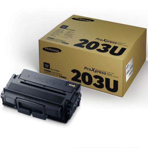 Samsung MLT-D203U Black Laser Toner