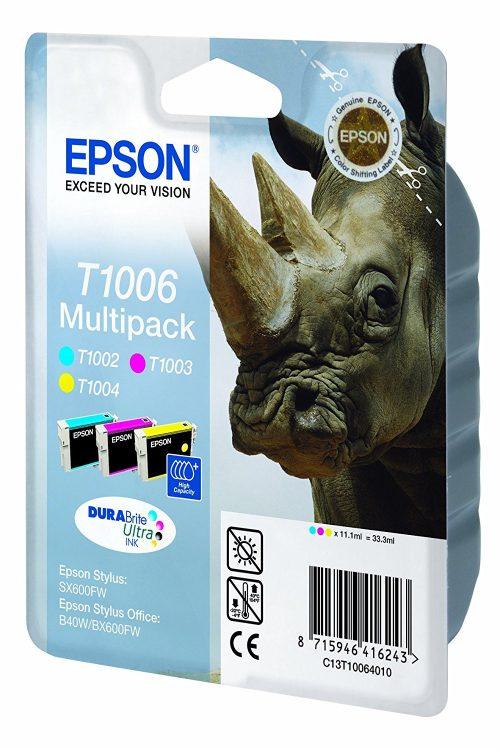 Epson T1006 Multipack Ink Cartridge
